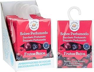 Set de 12 Sobres Perfumados, Bolsitas Aromáticas de Frutos