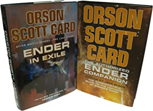 Rare ENDER IN EXILE Orson Scott Card - THE AUTHORIZED ENDER COMPANION 1st/1st Lot