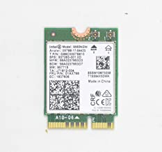 WiFi Card Compatiable with Intel Wireless-Network Card 9560AC, 9560NGW,AC 9560, M.2 2230, 2X2 Ac+Bt, Gigabit, No Vpro NGFF Key E (M2:CNVio)