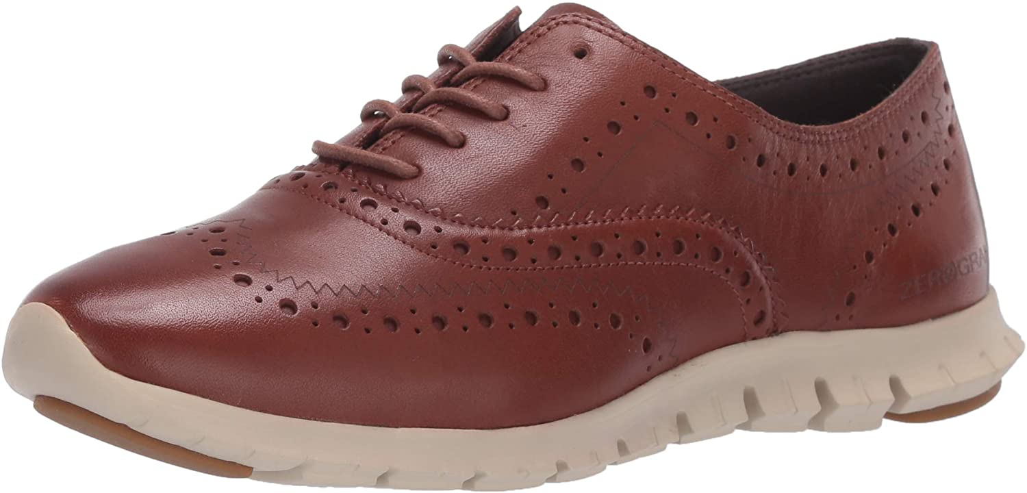 Cole Haan Women's Zerogrand Wing Oxford Discount mail order Ii Hole Closed Regular discount
