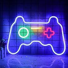 Szyld reklamowy LED, gaming, lampa neonowa, fajna, nocna, zasilana przez USB, do sypialni, baru, kawiarni internetowej, ho...