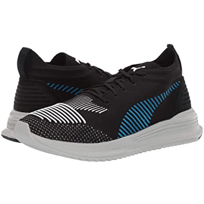 PUMA Avid Nu Knit (Puma Black/Indigo Bunting) Shoes