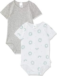 Bonds Baby Wonderbodies Short Sleeve Bodysuit (2 Pack)