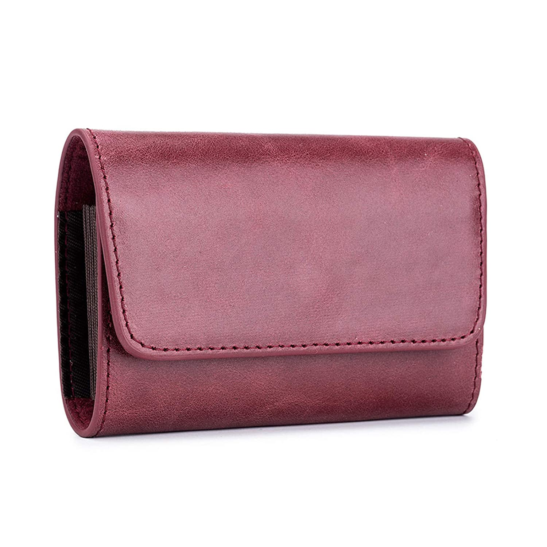 Turshell 小銭入れ クレジット カードケース 収納 本革 財布 大容量 男女兼用
