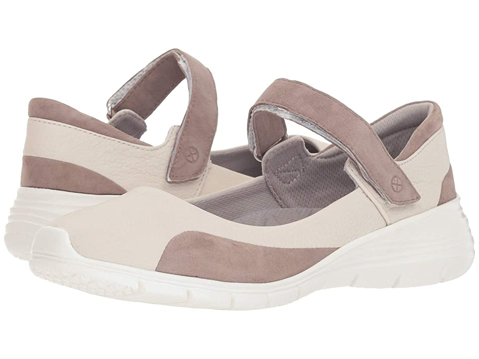 Hush Puppies Cypress Mary Jane (Birch Leather/Suede) Women