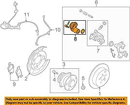 Subaru 26669AL010 - Motor Gear Unit Kit-Epb Lh