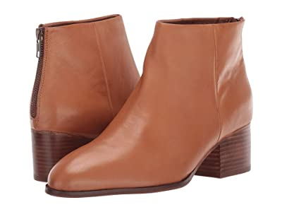 Seychelles Floodplain Bootie (Tan Leather) Women