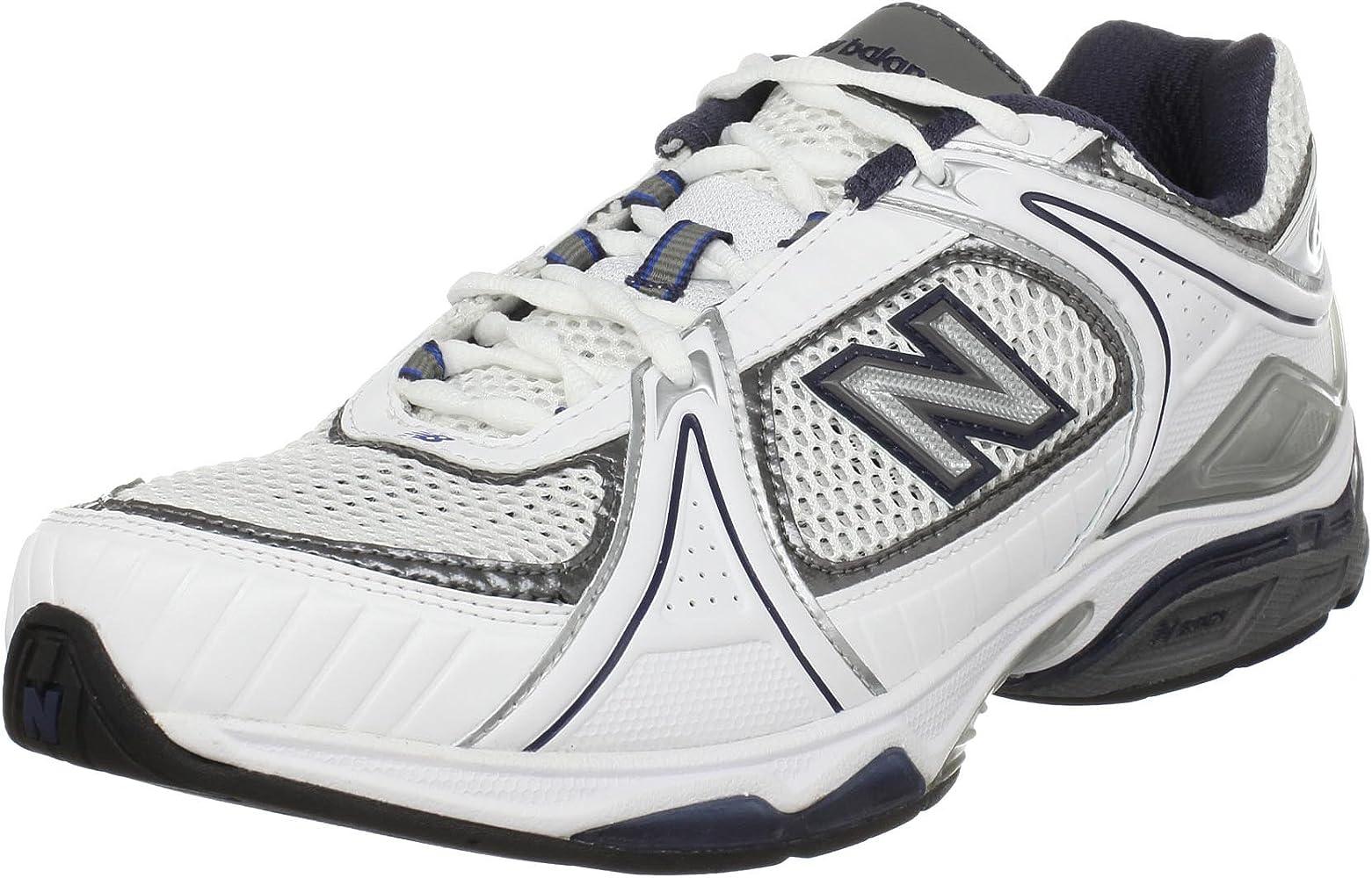 New Balance Mens 1011 V1 Cross Trainer, White, Medium