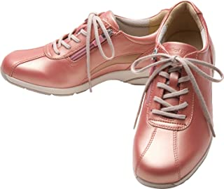 [アサヒメディカルウォーク] コンフォート ウォーキングシューズ メディカルウォークLE レディース スニーカー ひざのトラブルを予防するSHM搭載 3E KV7800 ひざにやさしい靴