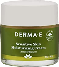 DERMA E Sensitive Skin Moisturizing Cream with Pycnogenol Vitamins A, C and E 2oz