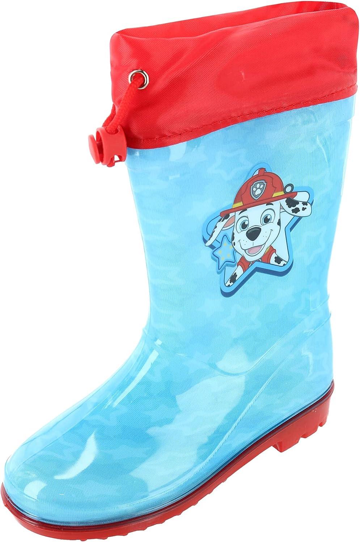 Textiel Trade Kid's Nickelodeon Paw Patrol Rubber Rain Boots