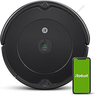 Aspirateur robot iRobot Roomba692 connecté via Wi-Fi - Idéal pour les tapis et sols durs - Technologie Dirt Detect - Syst...