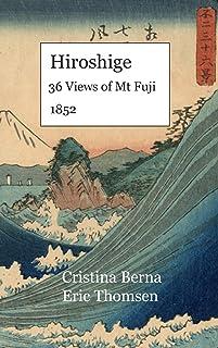 Hiroshige 36 Views of Mt Fuji 1852: Premium
