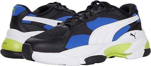 Puma Black/Dazzling Blue