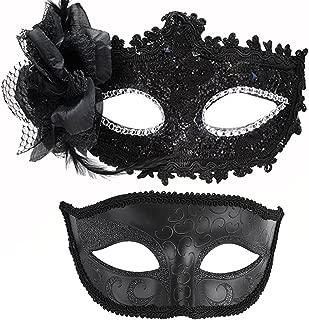 venetian couples masks