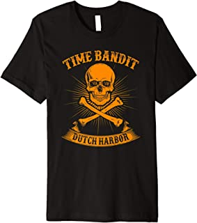 Time Bandit Dutch Harbor Premium T-Shirt