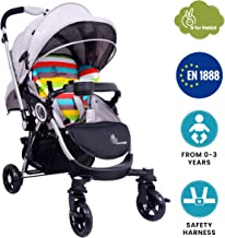 R for Rabbit Chocolate Ride - The Designer Stroller/Pram (Rainbow)