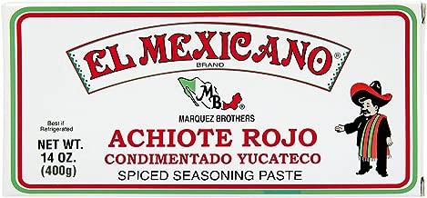 El Mexicano Achiote Paste (Red, 14 oz)