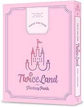 【早期購入特典あり DVD ver】 TWICE 2ND TOUR TWICELAND ZONE 2 : FANTASY PARK DVD (リージョンコードALL/日本語字幕付き)( 韓国盤 )(韓メディアSHOP限定特典付き)