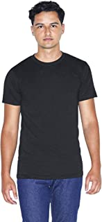 American Apparel 50/50 Crewneck Short Sleeve T-Shirt, 2-Pack