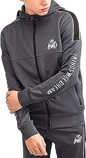 14-15 Years Kings Will Dream Nisha Reflective Logo Pant//Jogger Grey
