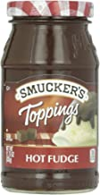Smucker's Ice Cream Topping Hot Fudge Ice Cream, 11.75 oz