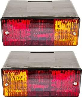 Bajato fanale posteriore fanale posteriore Duetz Fahr set di trattori di LH e DX 11002502FBA