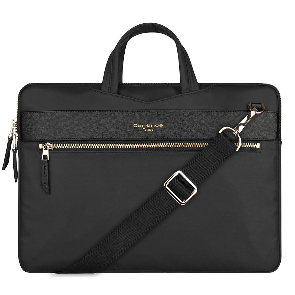 13 inch Laptop Bag, College Business  Briefcase Laptop Sleeve Case 12-13.3 inch Laptop Shoulder Messenger Bag  for Apple MacBook Pro 13/ ASUS Lenovo HP Acer Chromebook Ultrabook 13 -  Black