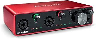Focusrite Scarlett 4i4 3rd Gen - Interfaz de audio USB