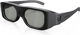 Philips Gafas de 3D Activo PTA507 - Gafas 3D (75 x 88 x 238 mm, 70g, Negro)