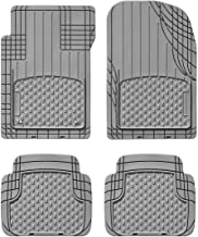 WeatherTech Trim-to-Fit AVM Front and Rear Universal Mats (Grey)