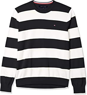 Men's Rugby Crewneck Sweater
