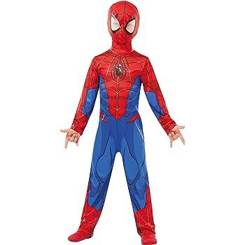 Rubies 640840S SPIDERMAN Marvel - Disfraz infantil clásico de ...