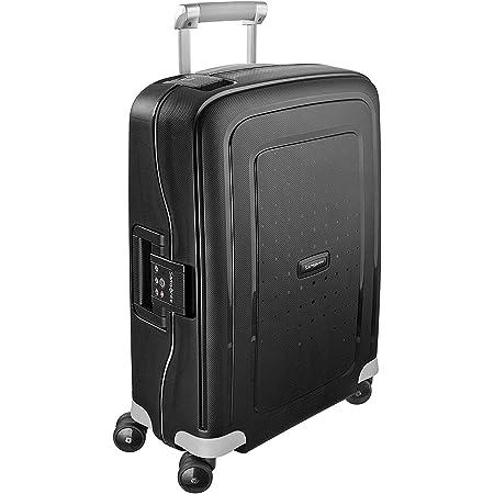 Samsonite S'Cure - Spinner S Bagage à Main, 55 cm, 34 L, Noir (Black)