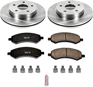 Autospecialty KOE2163 1-Click OE Replacement Brake Kit