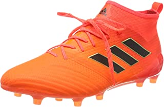 new orange football boots