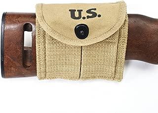 U.S. WWII M1 Carbine Butt Magazine Pouch WW2