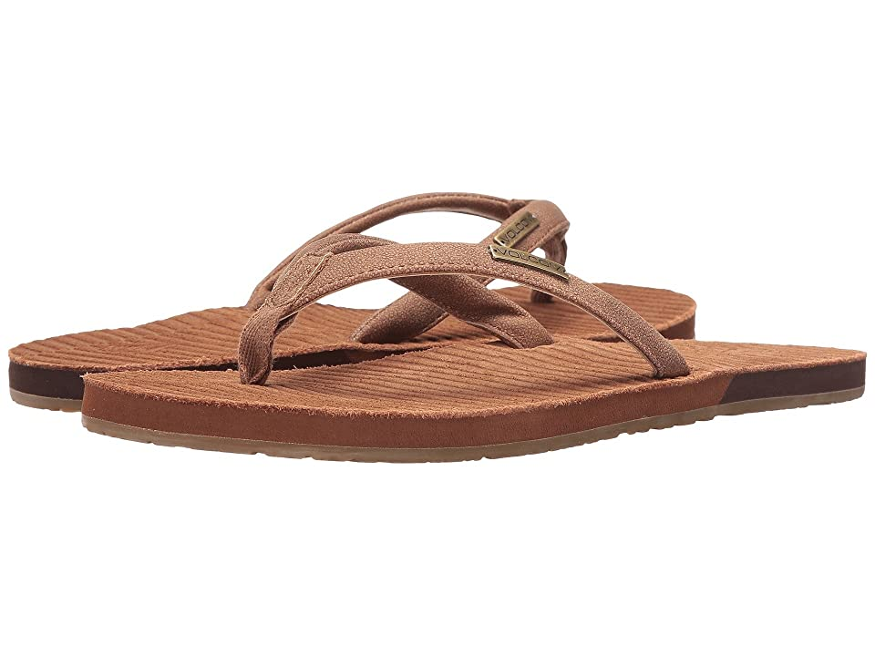 Volcom Fader (Brown) Women