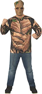 Rubie's Men's Marvel Avengers Infinity War Teen Groot Costume Top and Mask, Standard