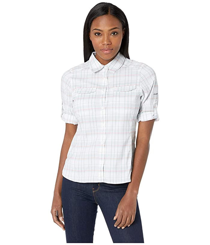 Columbia Silver Ridge Lite Plaid Long Sleeve Shirt