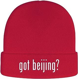 One Legging it Around got Beijing? - Soft Adult Beanie Cap
