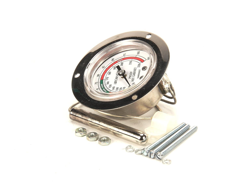 Cres Cor 5238-018-K Thermometer Kit Under blast sales F. 70°-220° San Diego Mall