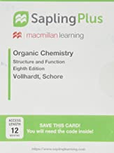SaplingPlus for Organic Chemistry (Multi-Term Access): Structure and Function
