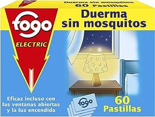 Fogo AntiMosquitos Recambios de Insecticida Eléctrico para