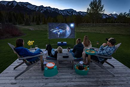 $272 Get Mr. Drive In - Complete Outdoor Home Theater