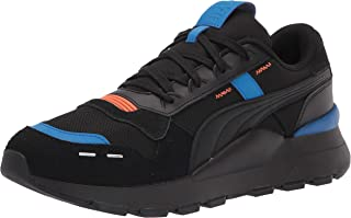 PUMA mens 2.0 Sneaker, Puma Black, 12 US
