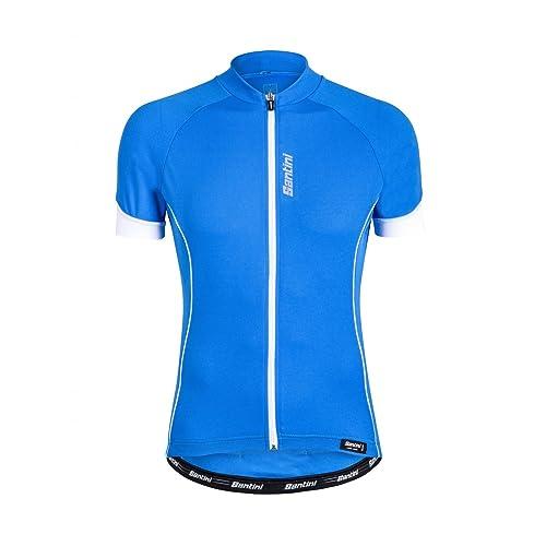 Santini Cycling Jersey  Amazon.co.uk c01d4fc4b
