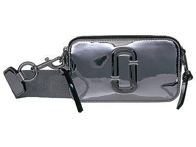 Marc Jacobs Snapshot Mirrored (Silver) Handbags
