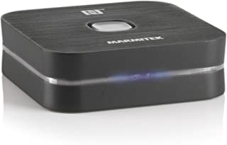 Marmitek BoomBoom 80 Bluetooth audio-ontvanger, NFC, Bluetooth naar 3,5 mm jack, A2DP stereo standby-functie, annuleringsknop