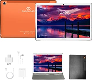 Tablet 10.8 Pollici Android 10, Tablet PC con 5G WiFi 4G Dual SIM 4GB RAM & 64GB ROM, Tablet Offerte Speciali, Certificato...